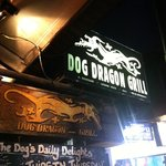 Dog Dragon Grill, Jln. Benesari, Kuta