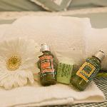 Luxurious bathroom products