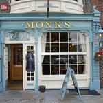 Monks Bar and Restaurant 8