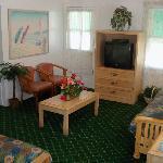 Living room, large 2 bedroom