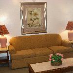 Living room, 4 bedroom