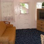 Living room standard 2 bedroom
