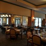 The Maple Room Restaraunt - Located on the 1st Level of the Hotel