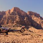 Grand Canyon - Mustang/Maverick helicopter