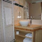 "La salle de bain de la chambre ""Sapin"""
