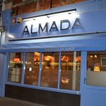 Almada Restaurant at Night