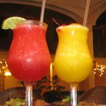 cool , caribbean, colada's