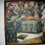 Mayan art by Edgar Zelaya