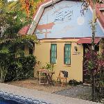 Eines der Cottages