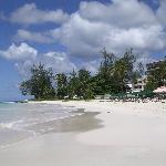 Accra Beach on a sunny day