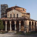 Torcello, with thousand year old Byzantine basilica.