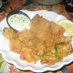 Dee-lish fried clams with bellies!
