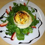 goat´s cheese salad