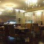 The restaurant at Utopia