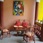 Foto de Hotel La Casa del Frances