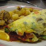 Primavera Omelette