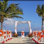 Great place for a beach wedding