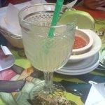 Margarita at La Hacienda!