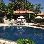 The Pool & Villas