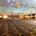 grandious ballroom