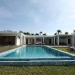 Grande villa