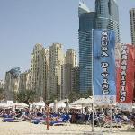 Jumeriah Beach - walking distance