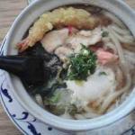 Tasty noodle bowl
