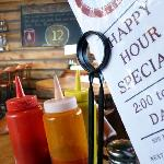 Unbelievable happy hour specials at the Rusted Porch!