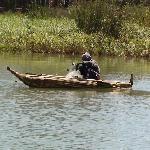 pescatore del lago Tana