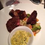 Amazing meat - Black Angus Steak
