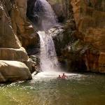 El Salto Waterfall Foto