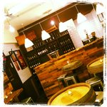 Ambiente's sherry & wine bar