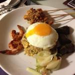 nasi gorang room service