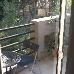 Modigliani Suite 5 Balcony