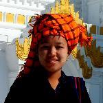 Pa O girl at Taunggyi