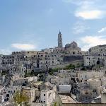 Panorama Sassi di Matera