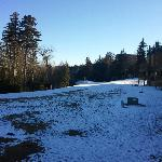 Powderridge #30, View From Deck, Camp 4 Trail/ Powderridge Lift