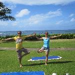 Kauai Oceanfront Yoga with Antonia Joy Foto