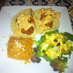Los Agaves - Fish and Shrimp Tacos