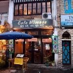 Café Mimosa Front