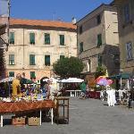 Finale Ligure (Borgo)/ Altstadt