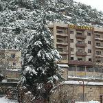 Snow in Jezzine