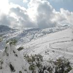Snow in Jezzine