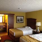 Rosen inn room