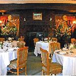 The JP Morgan Dining Room
