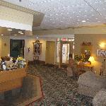 Heffley Boutique Inn, Reception Area