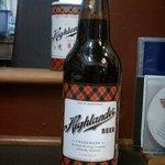 highlander beer served at Sean Kellys