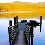 Lake Padden dock