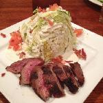 Steak & Wedge Salad