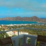 Elounda Residence (East apartments view)